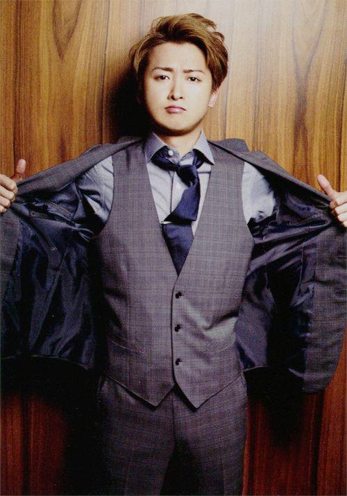 スーツの智
