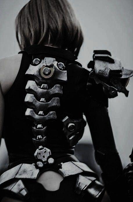 deathdol:  Firefall Cosplay