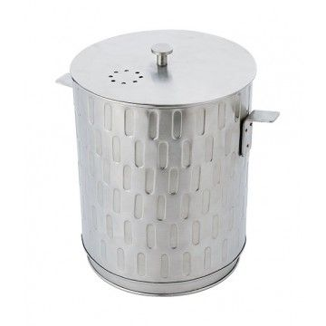 achla designs kitchen compost pail the achla designs kitchen compost pail offers an ecological way to convert kitchen scraps into compost for the garden