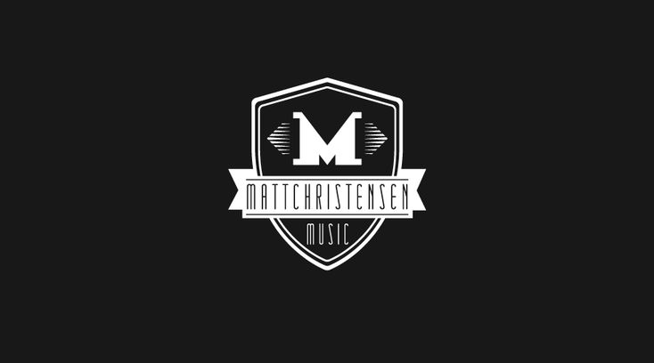 Matt Christensen Logo / Brand Design