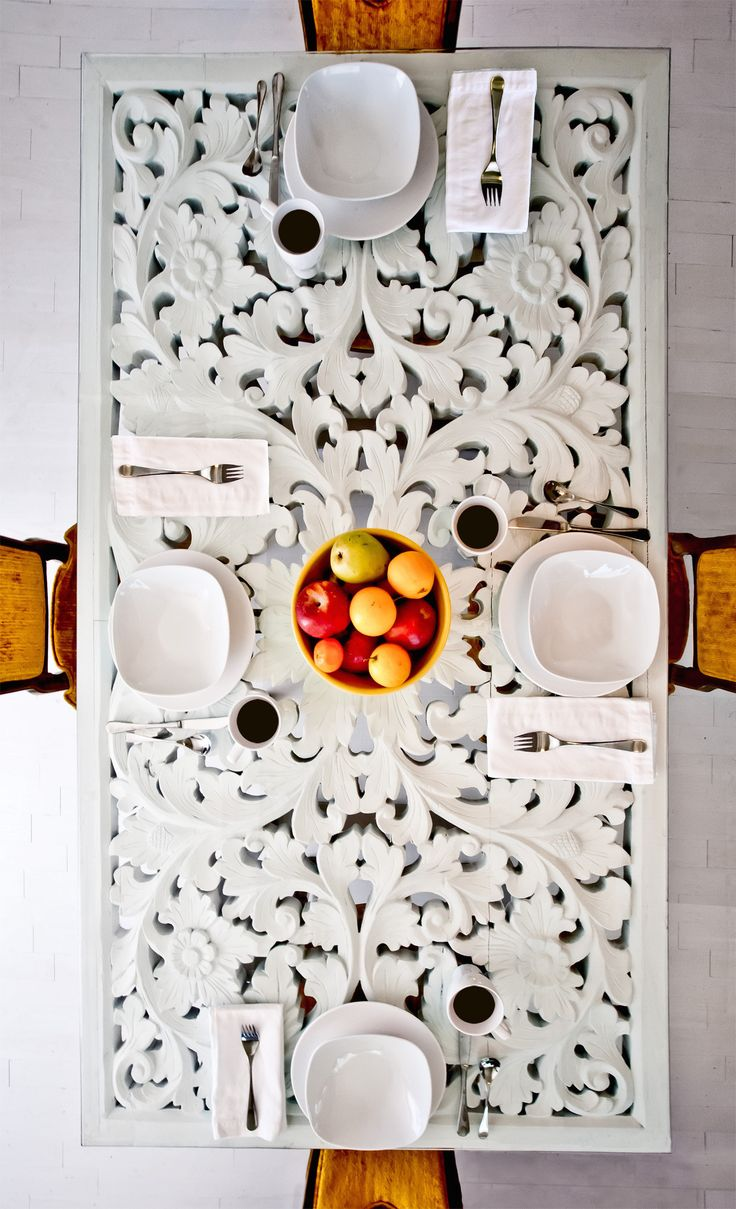 54 best dining images on pinterest dinner parties for Dining room tables 36 x 54