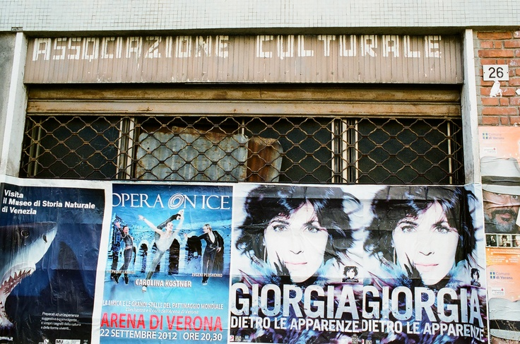Verona - Quartiere Borgo Nuovo