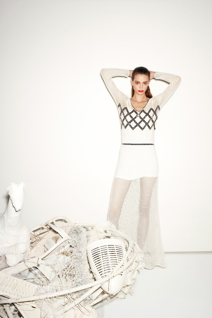 cassi van den dungen for sass & bide resort 2014 | visual optimism; fashion editorials, shows, campaigns & more!