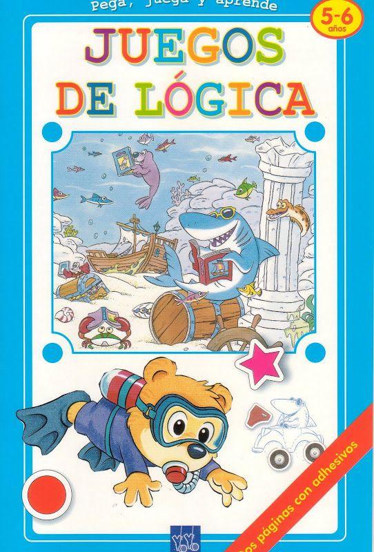 Juegos De Lógica 5 Y 6 Años Kids Rugs Kids Character
