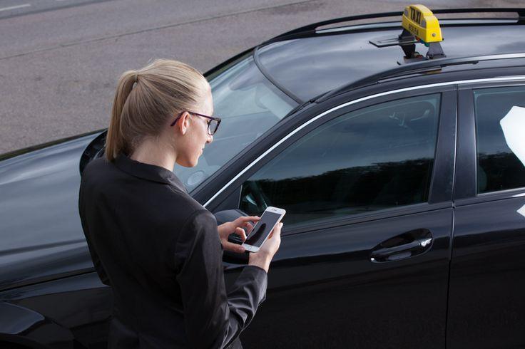 Application taxi rouen