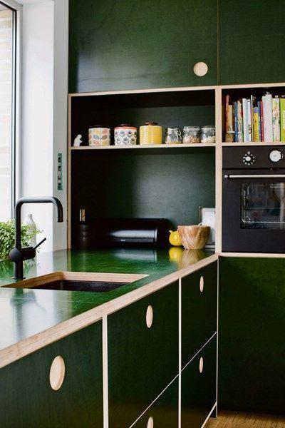 25 beste idee n over keuken bureau op pinterest keuken kantoorruimtes keuken kantoor en - Deco keuken ontwerp ...