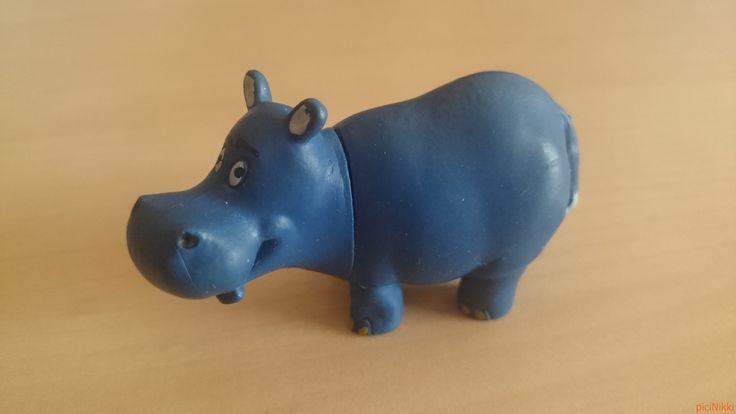 No. 346   víziló   hippo