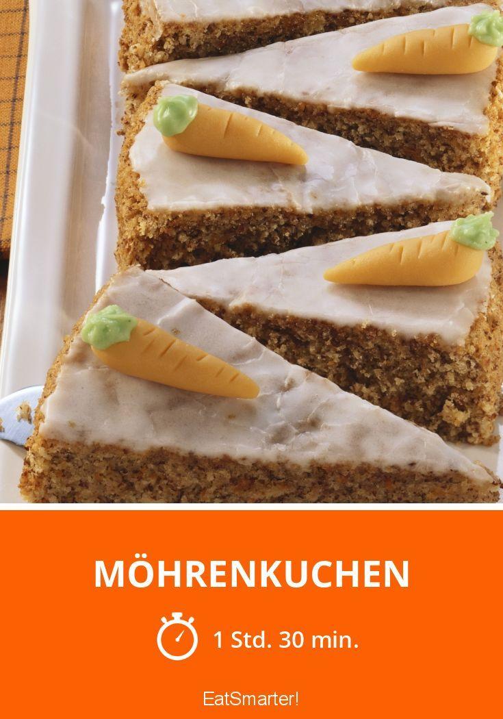 Super leckerer Möhrenkuchen!