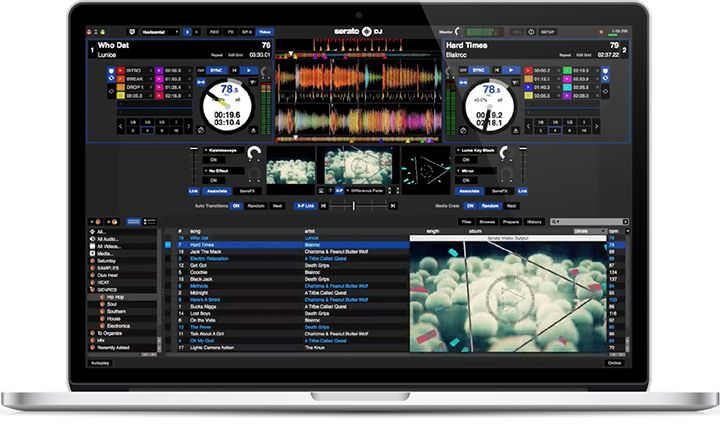 The Best DJ Mixing Software #djsoftware #djequipment