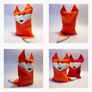 sy räv vetekudde sveaspunkt pysselstafetten what does the fox says