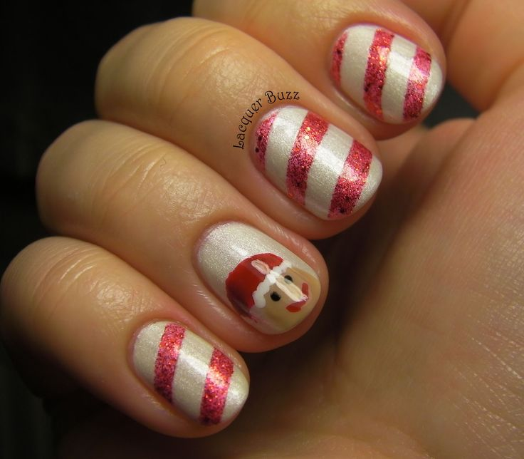 122 Nail Art Designs That You Won T Find On Google Images: 17 Best Images About ::: Xmas