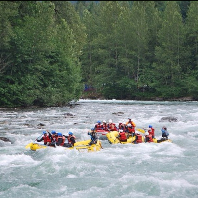 Chilliwack BC river rafting, who is up for it?