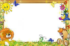 Imagini pentru bordas colorida con mariquitas