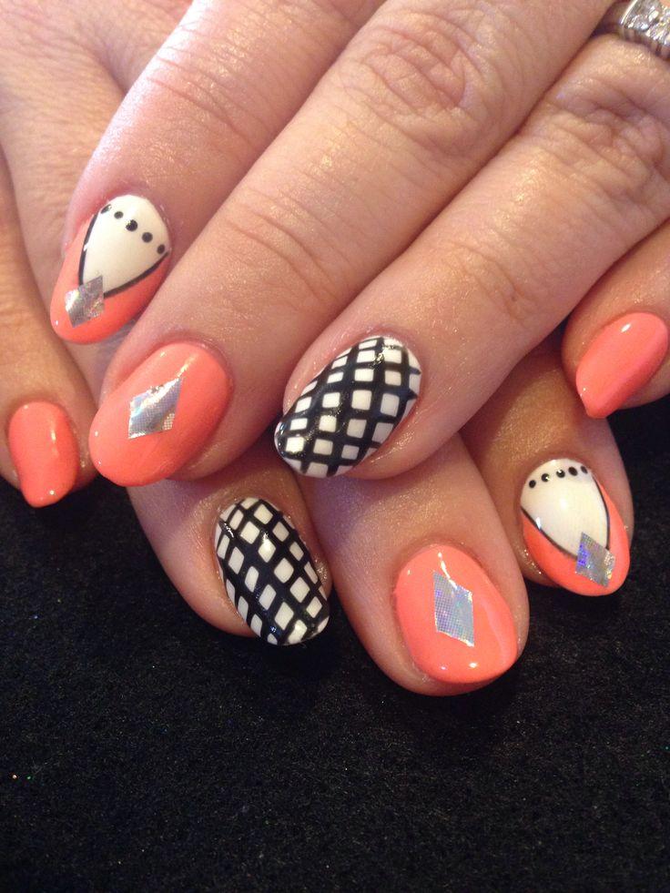 Cnd shellac art empower nail art nail art and style pinterest cnd shellac art empower nail art nail art and style pinterest nail art art and shellac prinsesfo Images