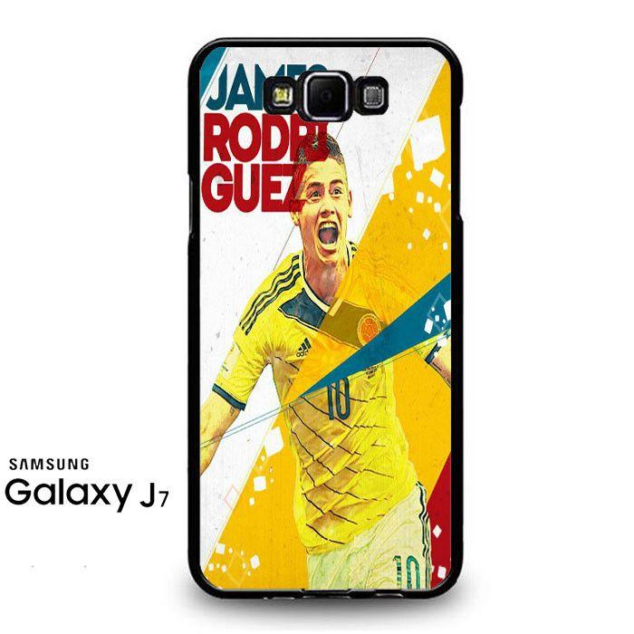 James Rodrigues 10 Samsung Galaxy J7 Prime Case