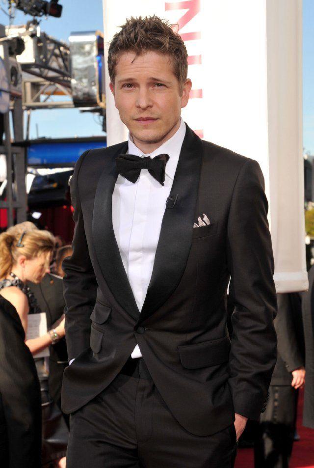 "Screen Actors Guild Awards--Matt Czuchry (""The Good Wife"")"