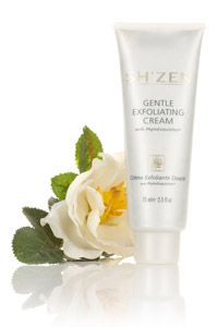 Gentle Exfoliating Cream is a clarifying and refreshing cream scrub that exfoliates skin to reveal a brighter, healthier looking skin.