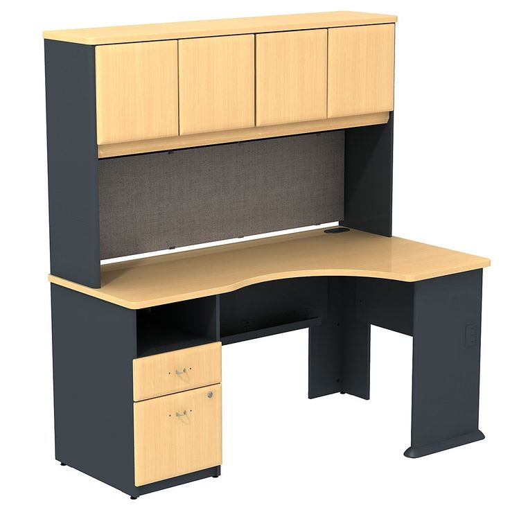 17 best ideas about corner desk with hutch on pinterest desks ikea small office furniture. Black Bedroom Furniture Sets. Home Design Ideas