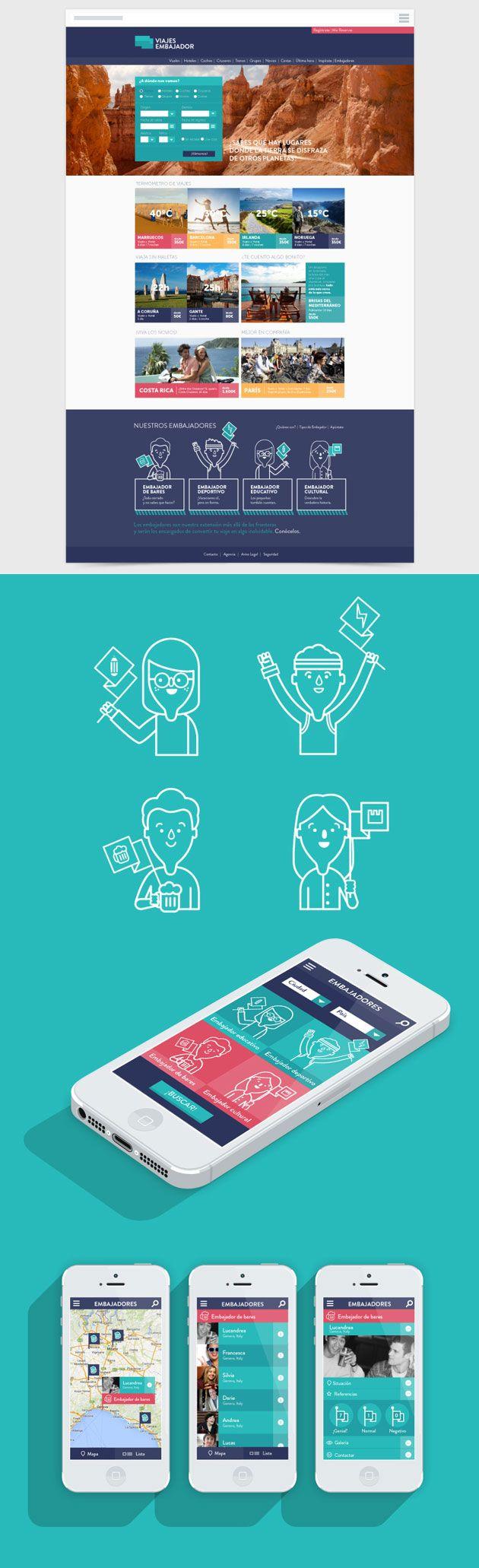 #Infografia Inspiración #DisenoWeb / Flat Design. #TAVnews