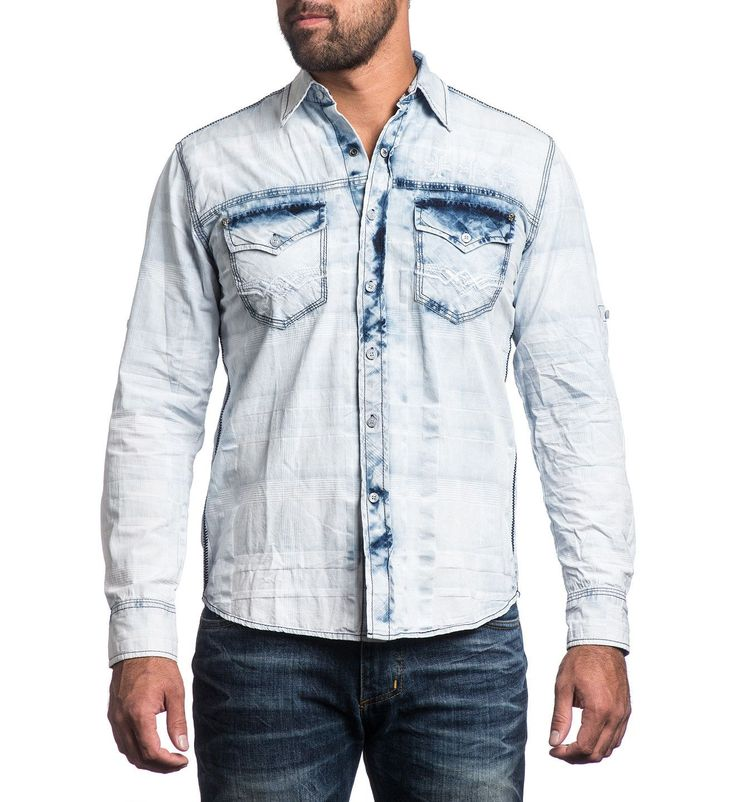 Affliction Clothing | Take A Swing