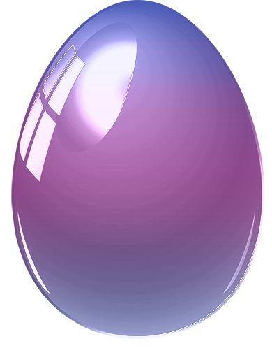 Vajíčka jednobarevná | ve-aronky