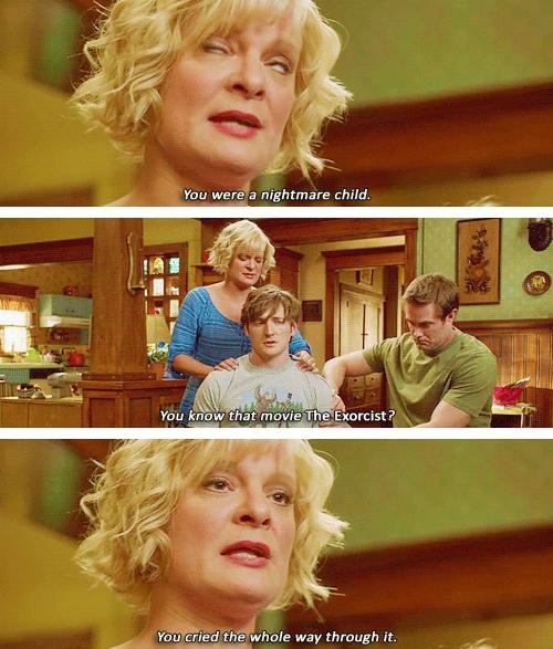 Raising Hope.. lol