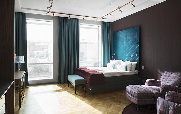 Hotel appartment at Lägenhetshotellet, Stockholm. Interior made by Krook & Tjäder, http://krook.tjader.se/projekt/inredning