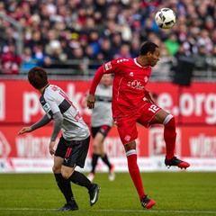 German Bundesliga 2 Football Match - Wuerzburger Kickers vs VfB Stuttgart