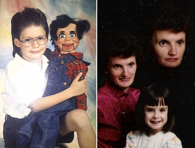 22 NEW Awkward Family Photos – Family Pictures that make you cringe with awkwardness | LOFFEE