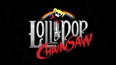lolipop chainsaw logo | Lollipop Chainsaw - Killing zombies with lollipop power