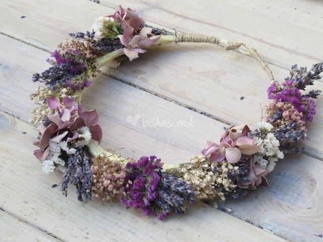 5 consejos para lucir una corona de flores