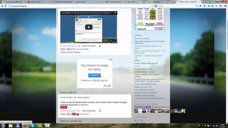 Prezentace adf.ly jak používat a vydělávat