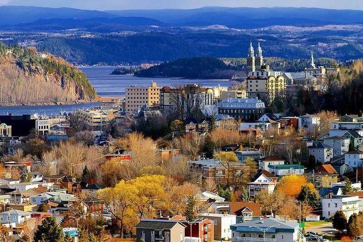 Chicoutimi, Québec