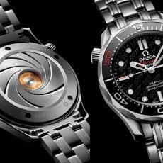 James Bond ganha homenagem em relógio Omega - Foto_Reprodução