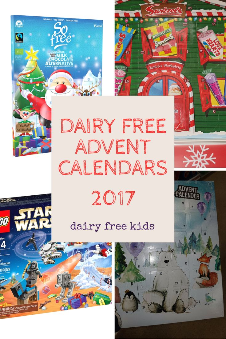 Round up of free from advent calendars for 2017. More available than ever before.