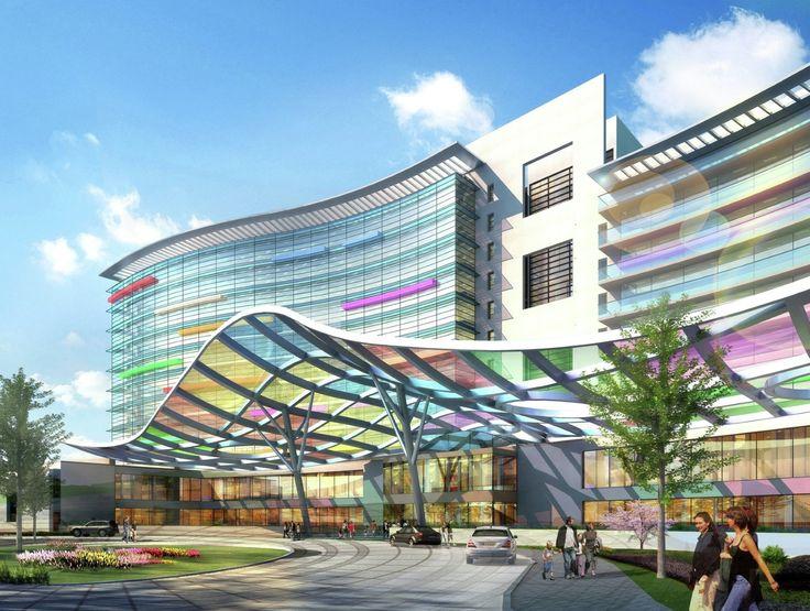 Gallery of Suzhou Children's Hospital / HKS - 12
