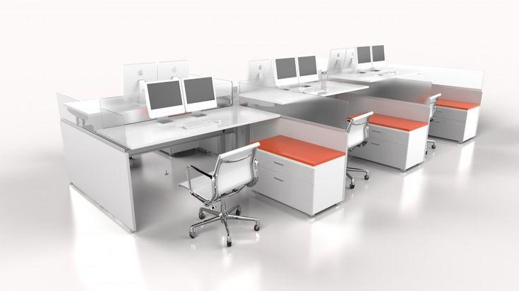 27 best images about adjustable height desks on pinterest - Average office desk height ...