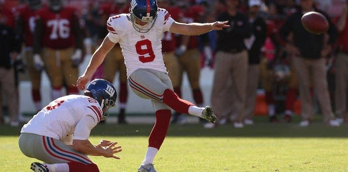 Former Kicker Lawrence Tynes Sues Buccaneers Over Staph Infection