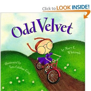 It features an oddball girl whose differences teach her classmates to appreciate their own unique qualities. Though the moral is pretty obvious, it doesn't detract from this lighthearted story about a youngster who is different.  Age 3 - 8