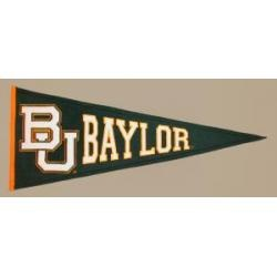 Baylor Bears Traditions Mid-Size Wool Pennant