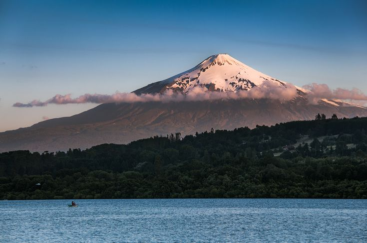Villarica, Chile 8000km In 30 Days: My Photographic Journey Through Patagonia | Bored Panda