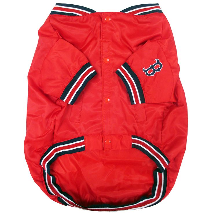 Boston red sox dugout jacket