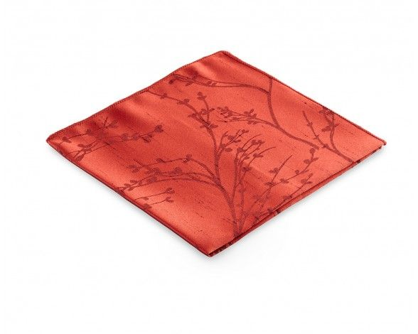 """HAMPTON - NAPKIN 18"""" ROSSO - Linens & table accessories - Dining 