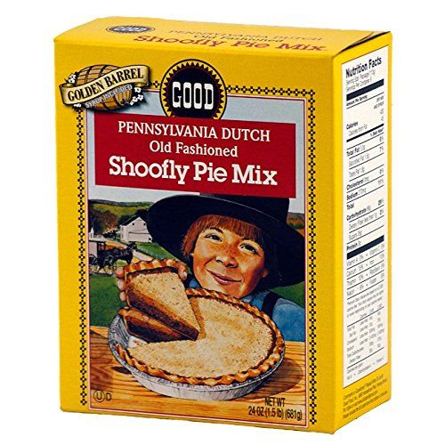 Golden Barrel Shoofly Pie Mix 1 Box -- Want additional info? Click on the image. (This is an affiliate link) #BakingMixes