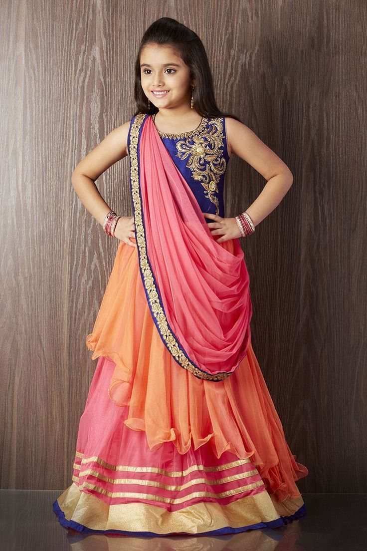 17 Best Images About Kids Indian Designer Wear On