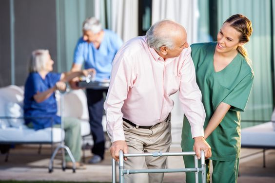 It is unthought of to put your parents in a nursing home when they reach a certain age. Once you're old enough to take care of yourself, and your parents stop being mobile or just old(er) it is expected from you to take them in and take care of them until they are not there with you anymore.