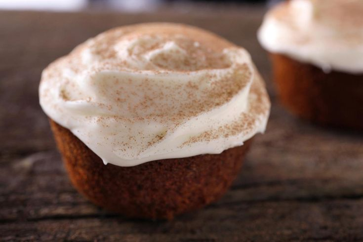 Stout gives these chocolate cupcakes a distinctive flavor.