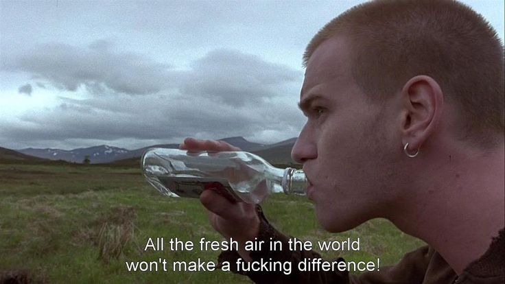 Trainspotting quotes