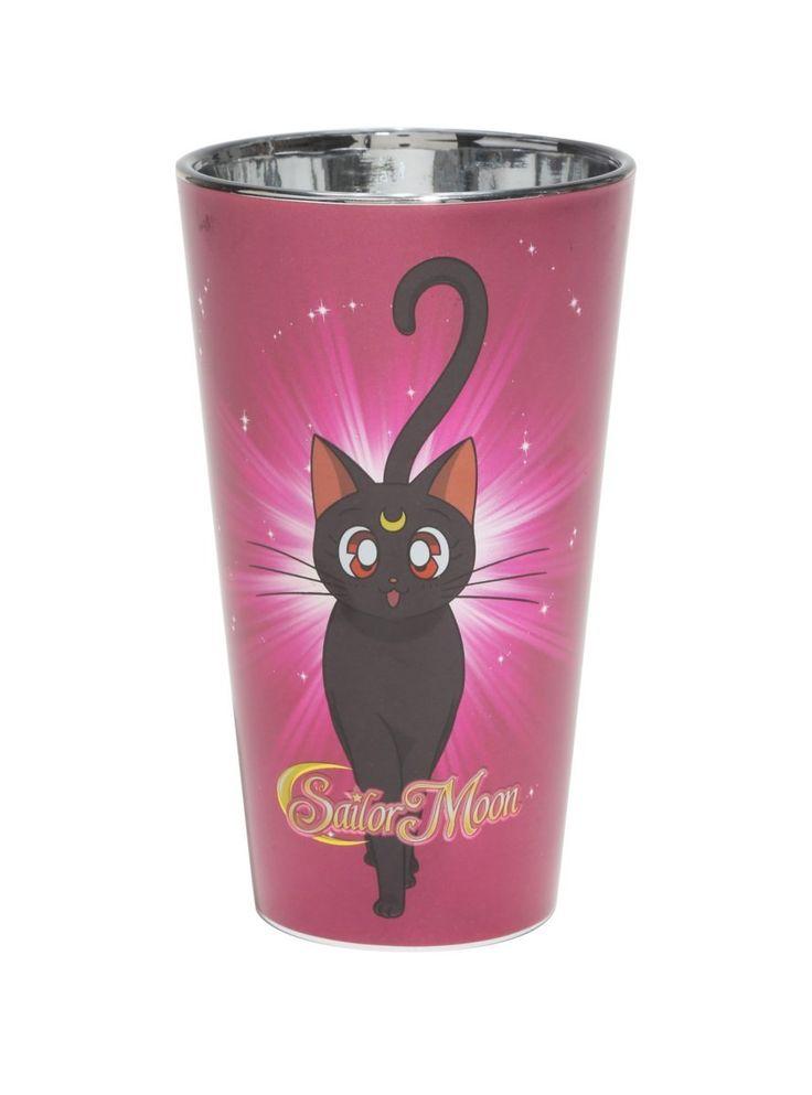 New official Luna and Artemis Sailor Moon cup! https://www.amazon.com/Sailor-Moon-Luna-Artemis-Glass/dp/B01M07853O/ref=as_li_ss_tl?ie=UTF8&qid=1482731148&sr=8-1&keywords=sailor+moon+hot+topic&linkCode=ll1&tag=mypintrest-20&linkId=39fc9f8fb7103531e893998d6abe88c3