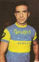 CERAMI Pino maillot Peugeot 1